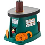 Grizzly Industrial G0739 - Benchtop 1/2 HP Oscillating Spindle Sander