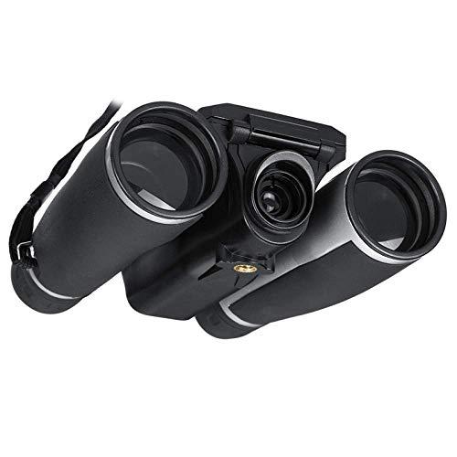 POETRY 1080P 5Mp 12X HD Pantalla LCD Telescopio de cámara Digital, Binoculares Videocámara Cámara de Video Sensor USB Cámara Exterior 1920X1080 a/Negro/como se Muestra