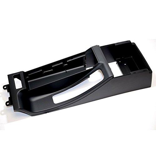 3er E46 Mittelkonsole schwarz - für Fahrzeuge mit Mittelarmlehne