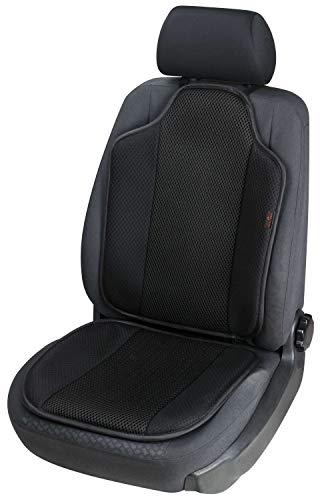 Walser 13994 Sitzauflage Aero-Spacer, Autositzauflage Autositzschoner schwarz