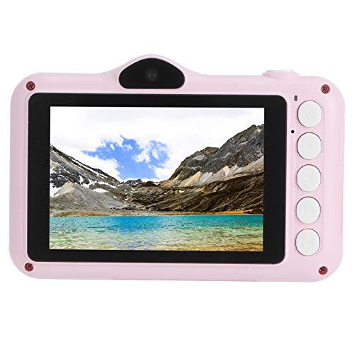 Regalo para niños, cámara Digital de Alta definición ABS Rosa Carga USB para Video para Tomar Fotos