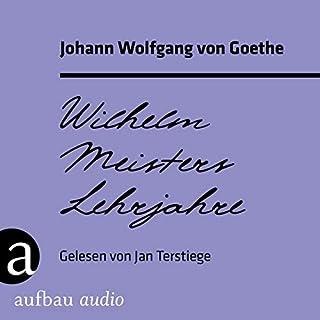 Wilhelm Meisters Lehrjahre Titelbild