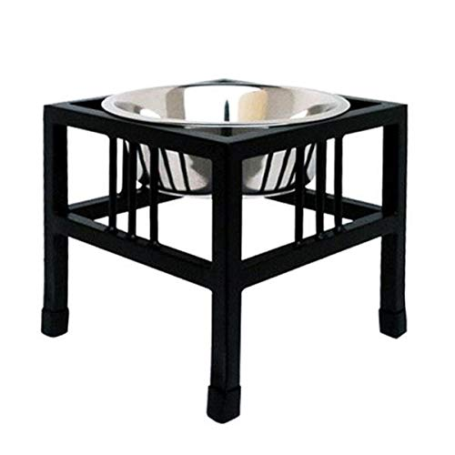 NMN Products Single Elevated Dog Bowl
