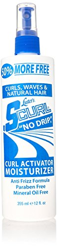 Lusters S-Curl No Drip Activator 355ml - Lockencreme