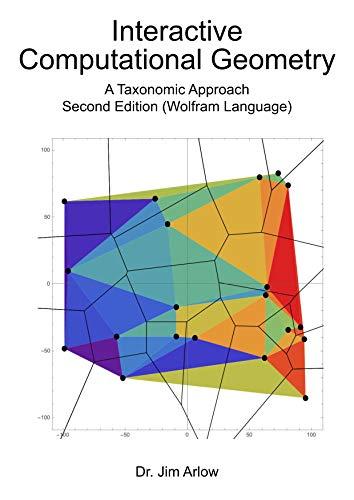 Interactive Computational Geometry: A Taxonomic Approach