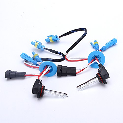 Boomboost New Car Xenon HID Ampoule une paire de xénon HID lampe H7 3000 K