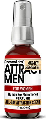 Perfume con Feromonas Atraer Hombre…