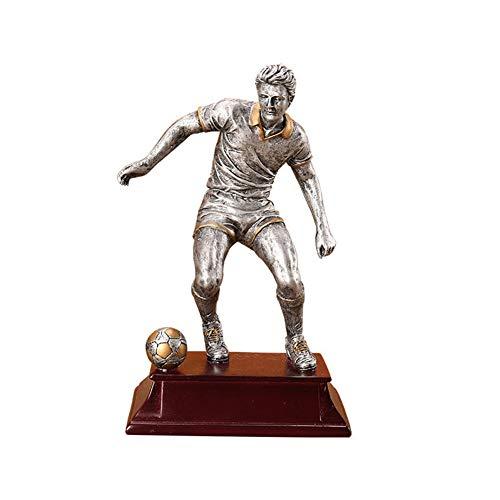 Aida Bz Una Copia del Trofeo de fútbol, el Premio Bota de Oro excelente Delantero, el Mejor Ventilador de fútbol Memento Defensa