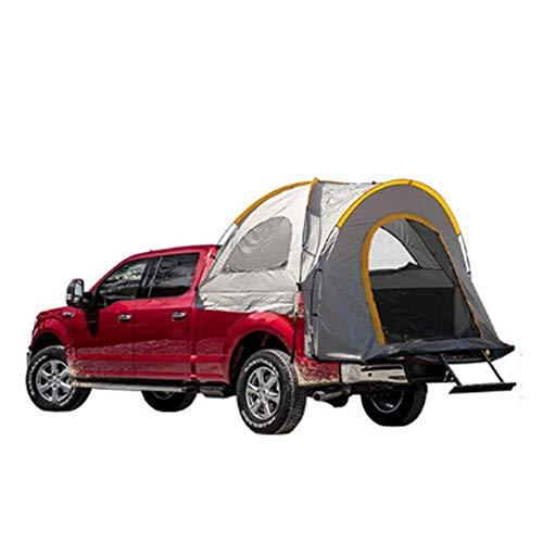 Wutao1 Auto-Dachzelt, doppellagig, wasserdicht, UV-Schutz, geeignet für Autos, LKWs, Camping, Angeln, 315 x 180 x 170 cm, 210*165*170cm