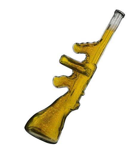 Bierglas Witzgeschenk Gag Gun Machine