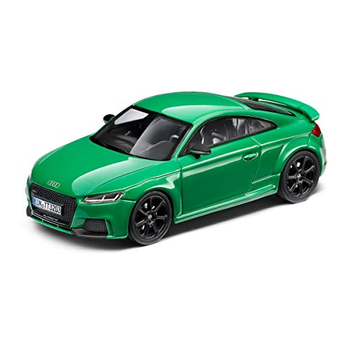 Audi TT RS Coupé 1:43 Grün