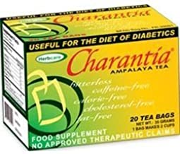 Charantia Ampalaya Tea (20 Tea Bags) Philippines by Herbcare Philippines
