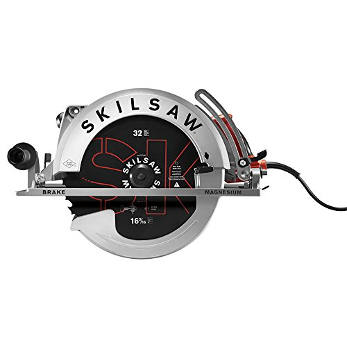Product Image of the SKILSAW SPT70V-11 Super Sawsquatch 16-5/16' Worm Drive Circular Saw
