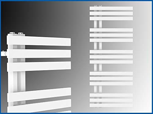 conception radiateur sèche-serviettes VERONA 1600 x 500 mm blanc