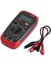 Condensador Probador del Metro - Batería Digital Powered Capacitan 6013L Pantalla LCD