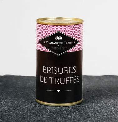 Brisures de Truffe Noire 100g
