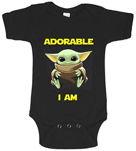 Baby Yoda baby bodysuit (6-12 months)