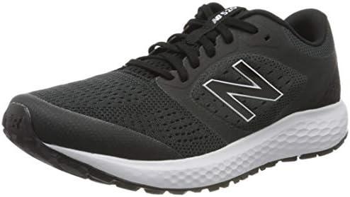 New Balance 520v6, Zapatillas para Correr de Carretera para Hombre, Black, 49 EU Wide