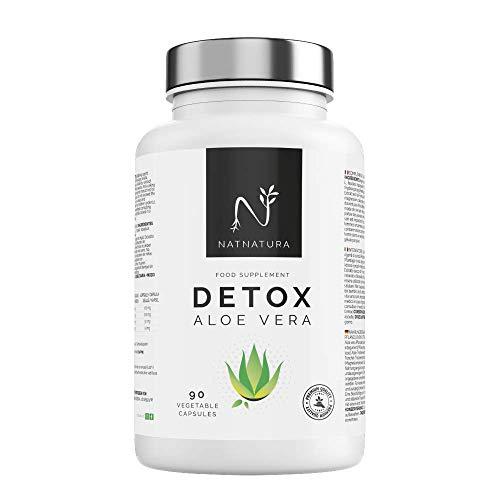 Detox Aloe Vera+Hinojo. Plan detox adelgazante natural para