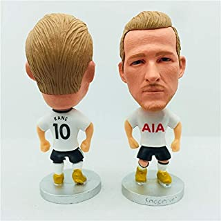 10# Harry Kane Tottenham Dolls Figurine  Football Star  Size 2.6 inch
