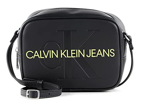 Calvin Klein CKJ Sculpted Camera Bag Mono Black