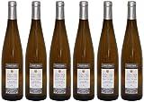 Pinot Gris 2019 Val de Loire, Vin Blanc Sec, par lot de 6 bouteilles de 75 cl