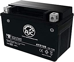 Extreme Battery XTAZ12S Powersports Replacement Battery - This is an AJC Brand Replacement