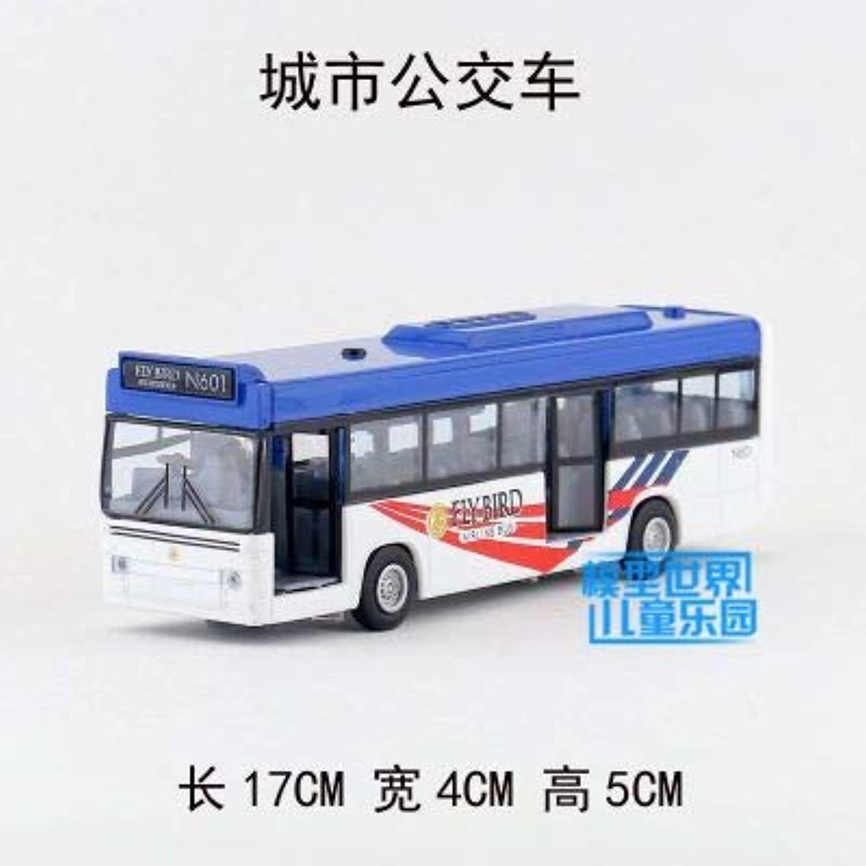 Generic 1 32 Double Decker Bus,High Simulation Bus,Alloy Pull Back Model Cars,London Double Deck Bus, 1