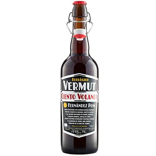 Wermut Ciento Volando Vermouth 750ml Wein-Aperitif aus Spanien - ideal für Cocktails