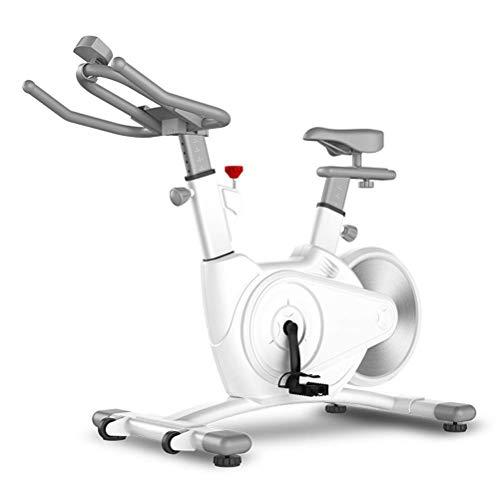 LIANGANAN Funda de Almohada Ejercicio Bicicleta, Control Magnético Ejercicio Bicicleta Spinning Bike Controlado Magneamente Controlado Ultra-Tranquilo Ciclismo Interior Bicicleta para Todos zhuang94