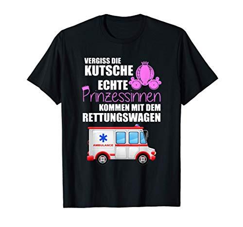 Sanitäter & Sani I Rettungsdienst I Notarzt Spruch Geschenk T-Shirt