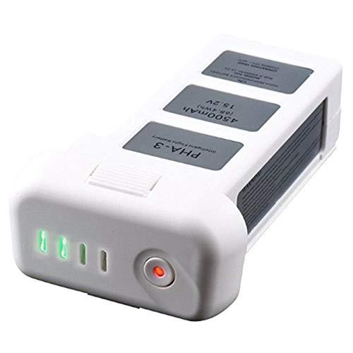 REFURBISHHOUSE4500Mah 15.2V 4S Bateria de Vuelo Inteligente Profesional para dji Phantom 3