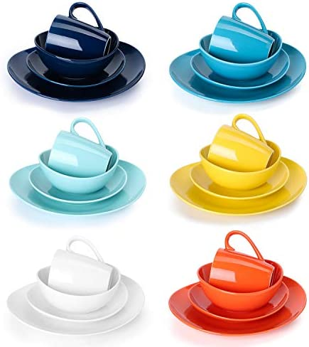 Colorful dinnerware set _image2