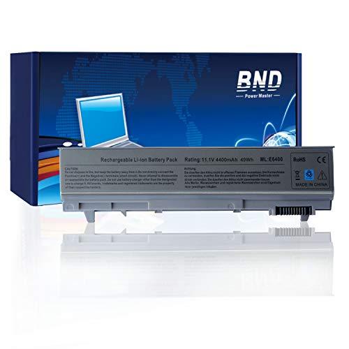 BND Neuer Laptop-Akku für Dell Latitude E6400 E6410 E6500 E6510 (Precision M4400) für P/N PT434 W1193 KY265 312-0748- 12 Monate Garantie