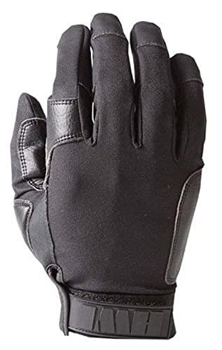 HWI Gear K-9 Handlers Gloves, Medium, Black