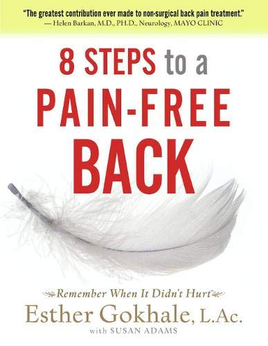 Gokhale, E: 8 Steps to a Pain-free Back: Natural Posture Solutions for Pain in the Back, Neck, Shoulder, Hip, Knee, and Foot (Remember When It Didn't Hurt)