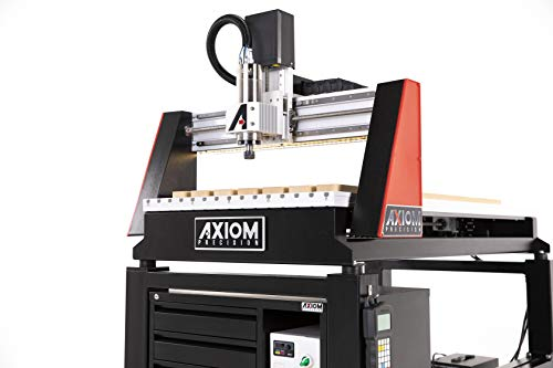 "Axiom Precision ARPro CNC Machine (AR4 24"" X 24"")"