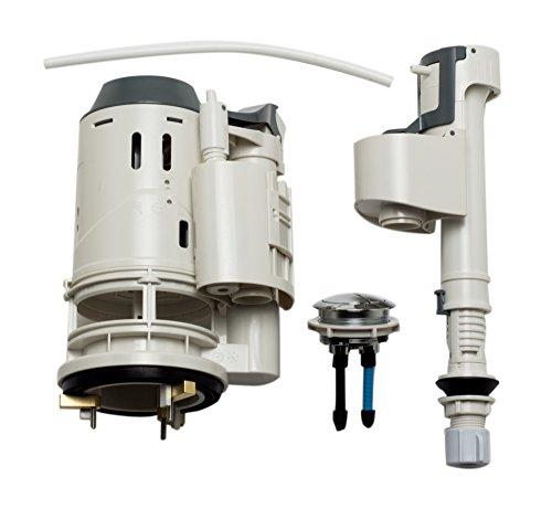 EAGO R-309FLUSH Replacement Toilet Flushing Mechanism for TB309 , White