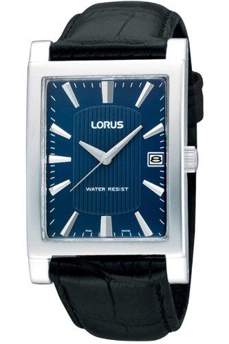 Lorus RH943CX9 - Orologio da polso da uomo, cinturino in pelle