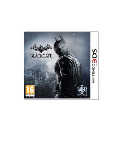 [UK-Import]Batman Arkham Origins Blackgate Game 3DS