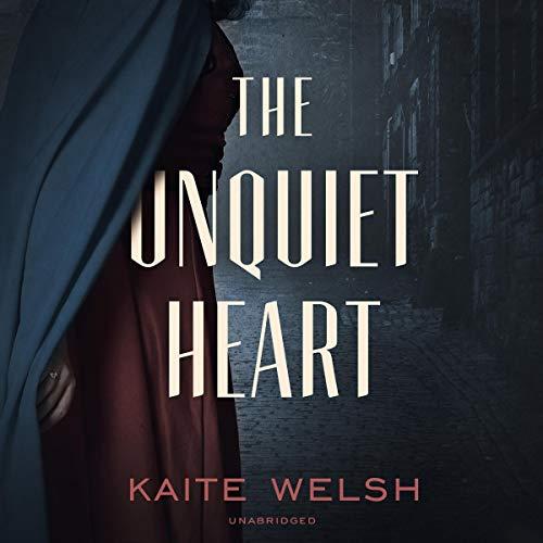 The Unquiet Heart audiobook cover art