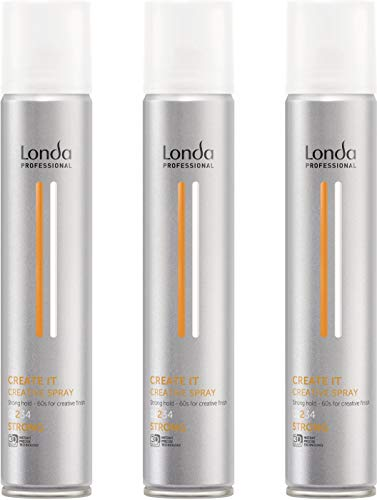 Londa Create It Kreativspray 3x300 ml