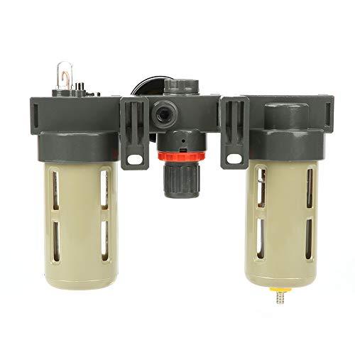Changor Regulador Estable del Filtro de Aire, plástico 0.05~0.85Mpa Hecho -10~60 ℃ Funcionamiento del lacre