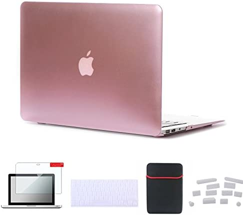 Se7enline 2010 2011 2012 15 inch MacBook Case Soft Touch Plastic Hard Cover for MacBook Pro product image