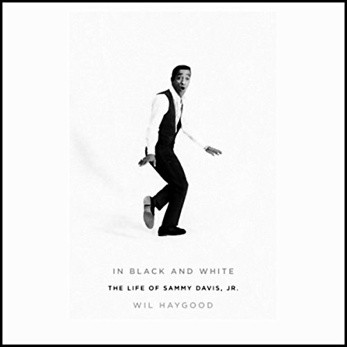 In Black and White audiobook cover art