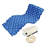 ELANOR Air Bubble Mattress with Adjustable Pump System for Bed sore Patients