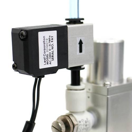 発熱の少ない 小型CO2用電磁弁(2CG0219)