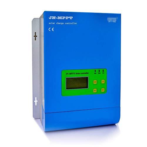 Solar laderegler MPPT Solarladeregler 12 V / 24 V / 48 V Auto 30A-60A Solarpanel Batterie Regler mit Max150V PV eingang LCD Display mehrere optionen (Color : 30A)