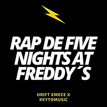 Rap De Five Nights at freddy´s