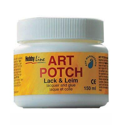 Art Potch Serviettenlack, 150 ml PREISHIT [Spielzeug]